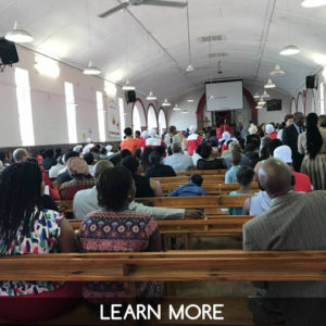 African gospel church tours in Cape Town