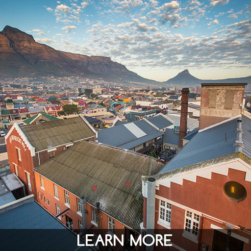Old biscuit mill and township tours in Cape Town