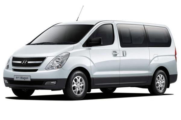 4-6 seater H1 vehicle