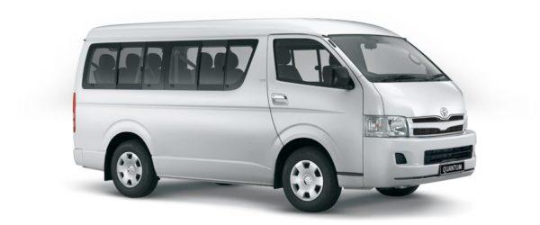 Quantum mini-van 10-seater